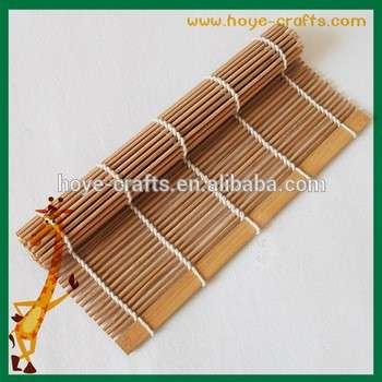 寿司竹轧工具促销竹卷寿司垫