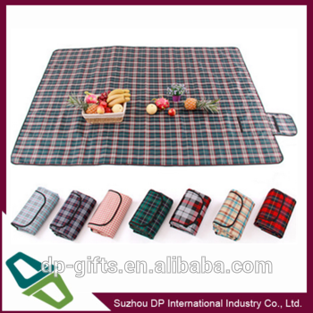户外折叠野营垫/野餐垫
