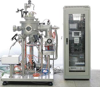 600摄氏度/ 10-8pa磁控溅射系统
