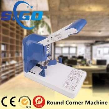 sg-l301纸圆切角机手动圆角刀机