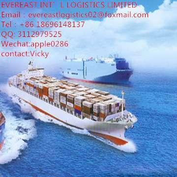 从中国海运到singaporo ---电子邮件:evereastlogistics02@foxmail.com