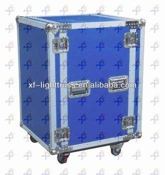 Hot sales 12U anti-shock flight case