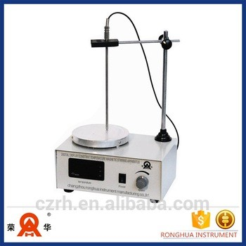 Digital lab hot plate magnetic stirrer 85-2