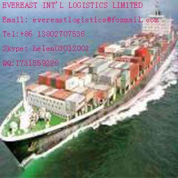 lcl sea shipping  door to door to Manila,Philippine from Guangzhou,China