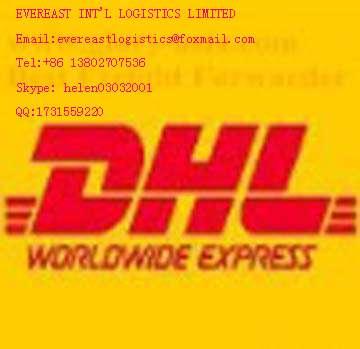 DHL/UPS/FedEx/TNT/EMS Express service