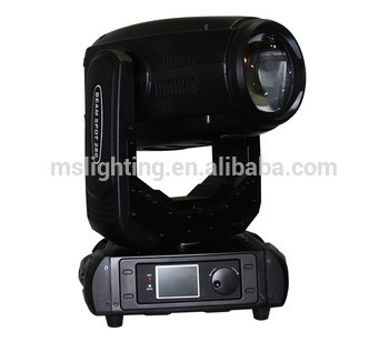 Copy ROBIN Pointe 10R HRI 280W Sharpy Beam Spot Wash 3in1 Moving Head Light Stage Light