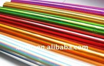 纸、塑料、纺织等烫印箔