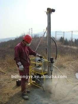 hy-20g超轻型便携式钻机全液压