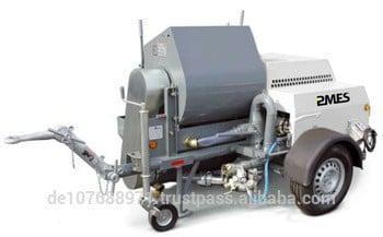 普茨迈斯特砂浆机P 13 DMR,KA 230柴油发动机
