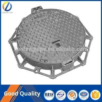 方形/圆形凹型人孔盖不锈钢隐形井盖