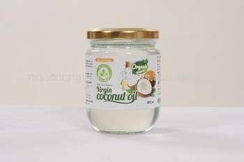 椰子油200ML的广口玻璃瓶