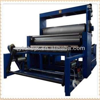 造纸生产线高效压花机