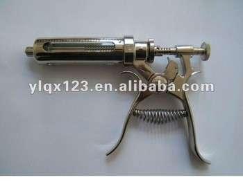 兽医金属自动注射器
