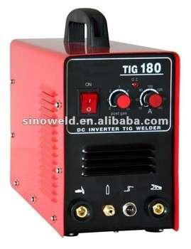 TIG逆变直流焊接机tig180