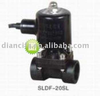 SLDF系列埋塑料喷泉电磁阀