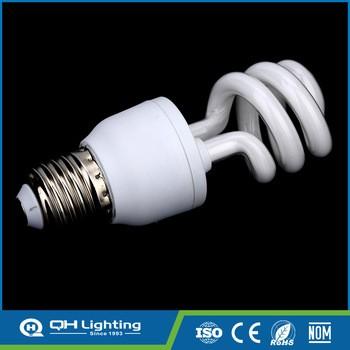 5w螺旋节能灯泡的LED灯泡和荧光