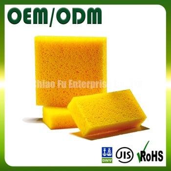 用于清洗清洗装置的海绵聚氨酯泡沫
