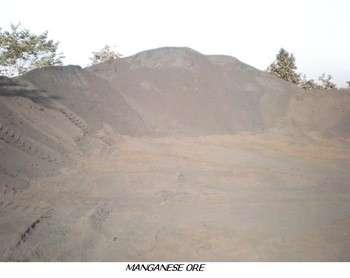 锰矿(罚款)20-22%