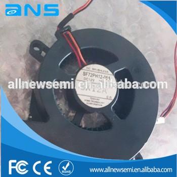 全新原装sf72ph12-05a 250ma DC12V投影机散热风扇
