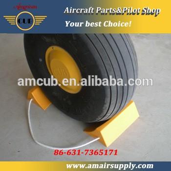 HDPE塑料飞机轮挡