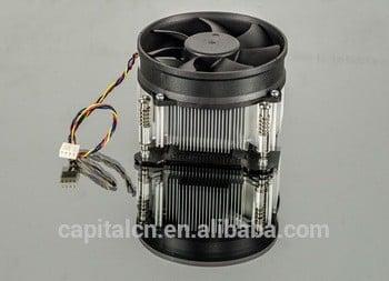 冷却器冷却风扇的CPU CPU的最高质量