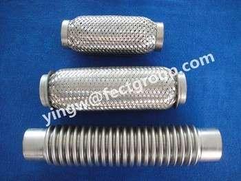 汽车排气消声器用发电机柔性排气管