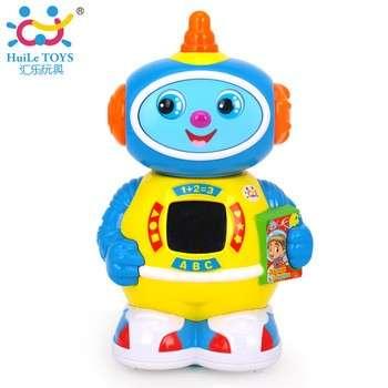 汇乐玩具批发玩具CE中国电池驱动的机器人
