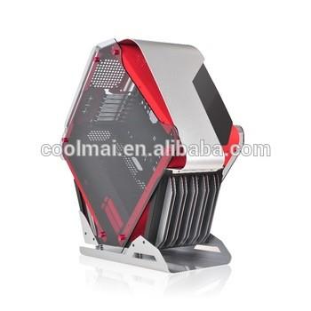 游戏电脑机箱,铝赌博电脑机箱-野兽