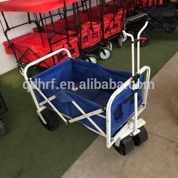 户外折叠手推车花园拉车运输车折叠便携式折叠车