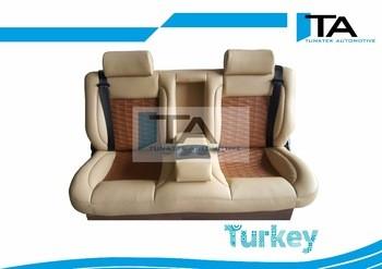 面包车真皮覆盖件电动或手动定制VIP座椅