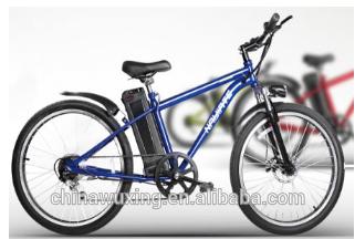 山36v10h锂电池电动自行车