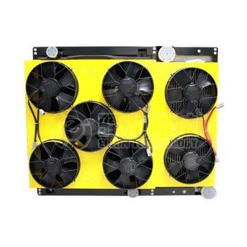 节油ATS风扇驱动发动机冷却系统双系统