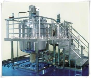 500l化学胶机混合设备
