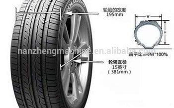 夏季橡胶轮胎13英寸径向汽车轮胎