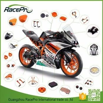 厂家定制摩托车越野摩托车配件配件为KTM 390公爵200