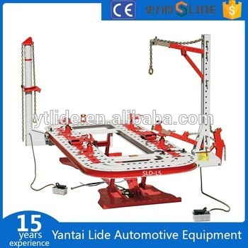 YANTAI Manufacturer SLD-L5 auto body and frame machine