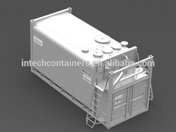 itr-30系列自保税罐式集装箱,双壁罐