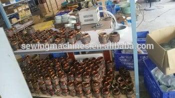 400w / 220-240V / 50-60HZ铜离合器家用缝纫机电机价格