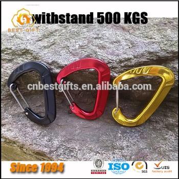 新的铝wiregate登山攀岩装备