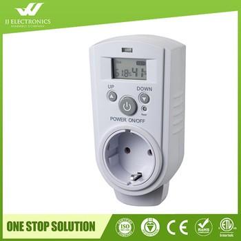 2017新设计与CE和RoHS插头在房间插头湿度
