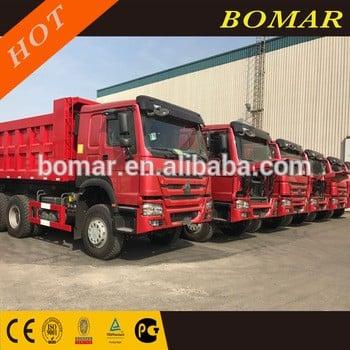中国重汽HOWO 336hp 6×4自卸车自卸卡车