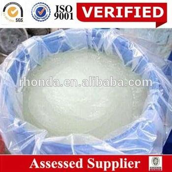 我们是最大的供应商在中国大陆的SLES化学/ SLES价格最低