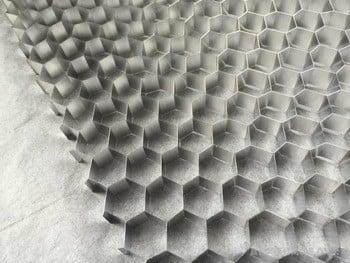 装饰材料定制防火夹芯铝蜂窝
