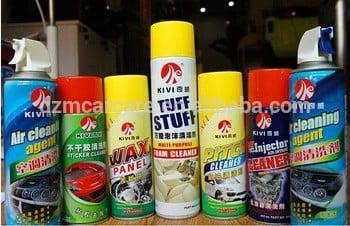 中国的汽车护理产品