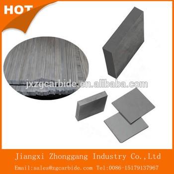 工厂供应碳化钨板
