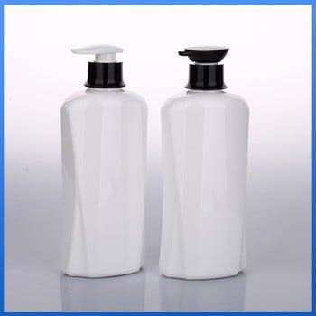 环保型塑料琥珀生物降解洗发瓶