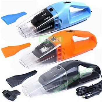 超吸12V便携式汽车真空吸尘器干湿两用