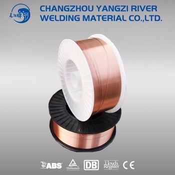 Mig Wire Er70s-6 0.9mm Copper Coated Steel Wire FOB Shanghai Micro ...