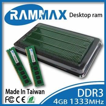 三星HY ETT原芯片组!!!1.5v RAM内存4GB DDR3 DDR4的1333 / 1600的速度lodimm /笔记本电脑桌面在批发价格