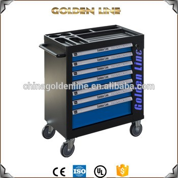 2017 New design LED Light Tool Box Roller Cabinet/Tool Trolley